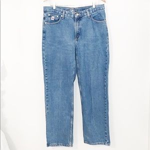 VINTAGE ROCKIES Jeans Relaxed Fit High Waisted